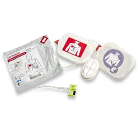 2-Piece Zoll-AED-CPR-Stat-Padz-8900-0402-open