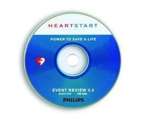 Philips HeartStart Event Review Pro Upgrade 861436