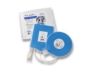 Zoll Pro-padz Biphasic Multi-Function Electrodes 8900-2302-01