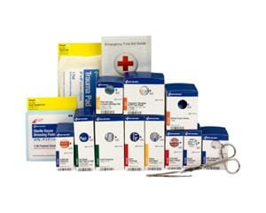Medium First Aid Cabinet Refill Pack Copy ABF-15510