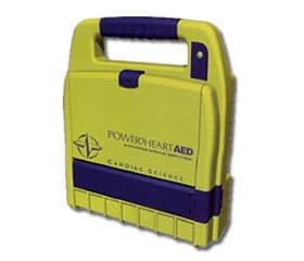 Cardiac Science Powerheart DISCONTINUED - Accessories Available 9200RD