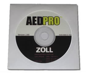 ZOLL Administrative Software for AED Pro 9658-0800-01