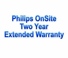 Philips OnSite Extended Warranty (2 years) 989803130341