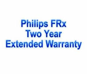 Philips FRx Extended Warranty (2 years) 989803143941