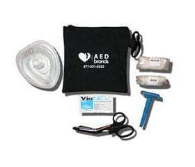 AED/CPR Premium Fast Response Kit AB 3101