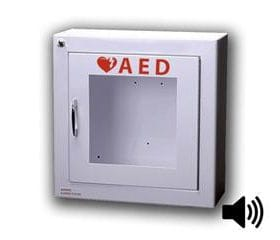 Standard AED Wall Cabitnet with Alarm 180-1