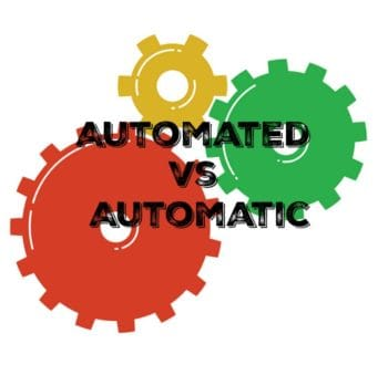 automated v automatic