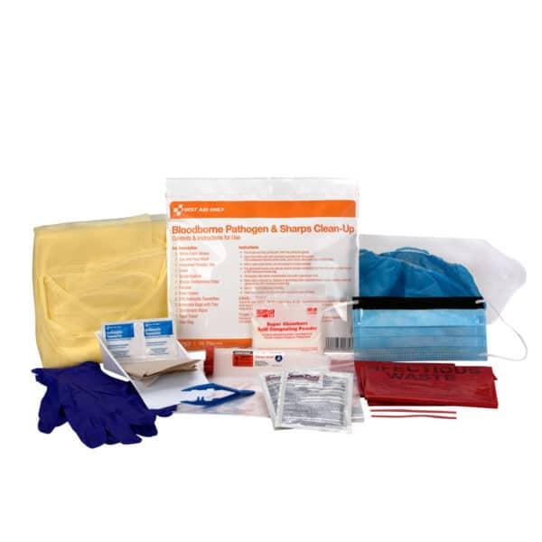 BBP-Spill-Sharps-Clean-Kit