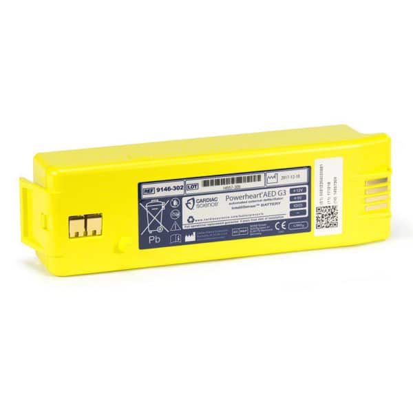 Cardiac-Science-G3-AED-Battery-9146-302