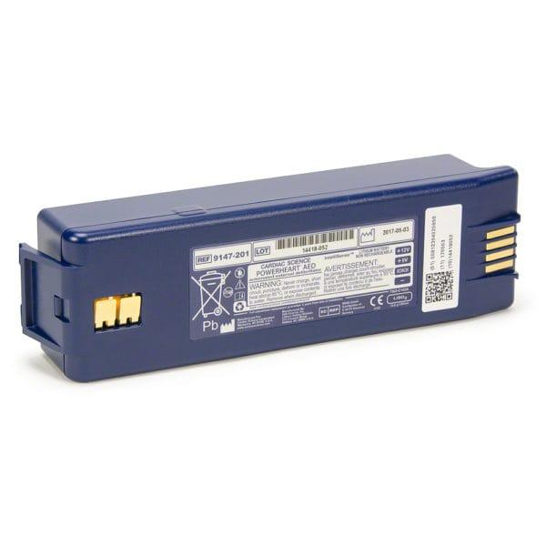 Cardiac-Science-G3-Plus-Aviation-Battery-9147-201-TSO