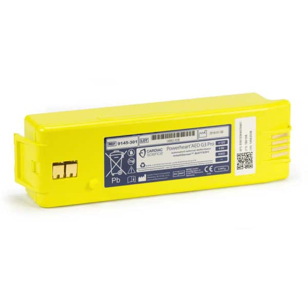 Cardiac-Science-G3-Pro-AED-Battery-9145-301