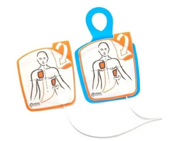 Cardiac-Science-G5-AED-Pads-XELAED001A-open