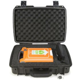 Cardiac-Science-G5-Hard-Shell-Carry-Case-XCAAED003A-open