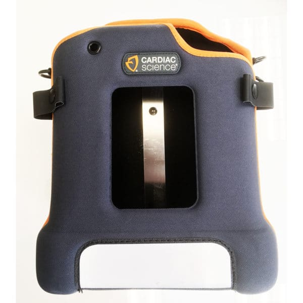 Cardiac-Science-G5-Semi-Rigid-Carry-Case-XCAAED004A-front