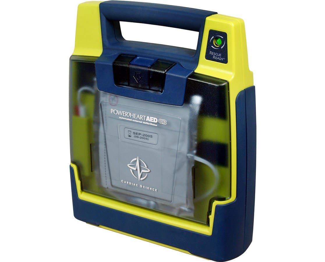 Cardiac-Science-Powerheart-AED-G3-Plus-9390-Tilted