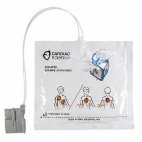 Cardiac-Science-Powerheart-G5-Pediatric-Training-Electrodes-XTRPAD006A