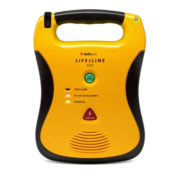 Defibtech-Lifeline-AED-DCF-100-Front