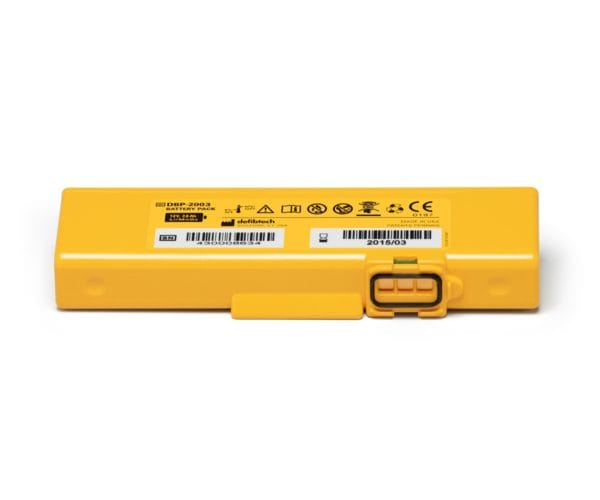 Defibtech-View-Battery-DCF-2003-tilted