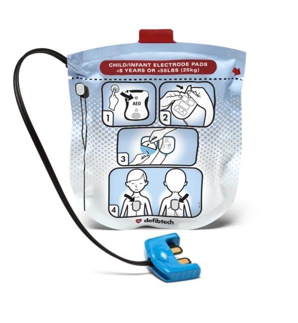 Defibtech-View-Pediatric-Pads-DDP-2002
