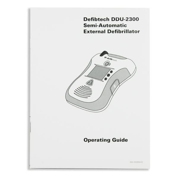 Defibtech-View-Users-Manual-DAC-2533EN