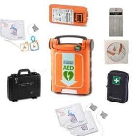 Cardiac Science G5 Public Safety Package AB 6325