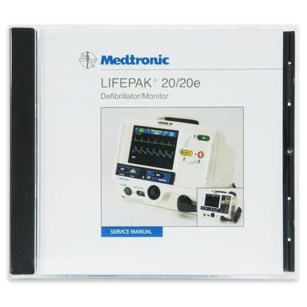 LIFEPAK-20-Service-Manual-CD-ROM-Version-26500-002705