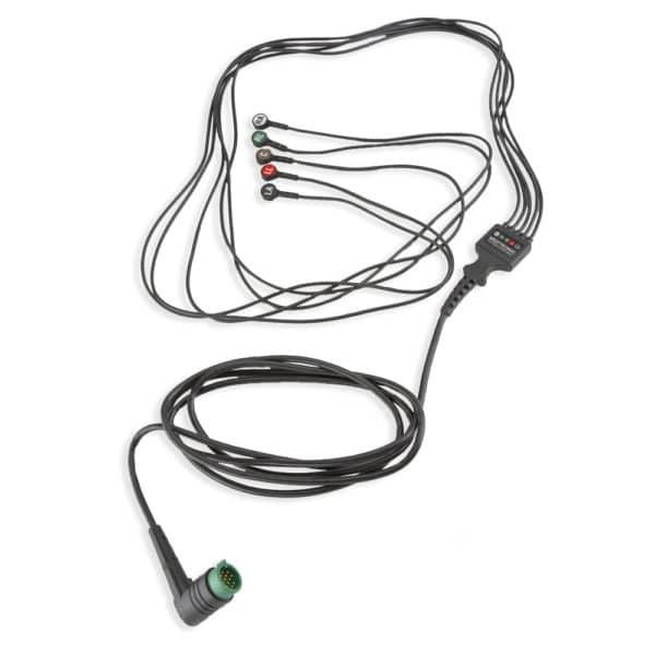 LIFEPAK-5-Wire-ECG-Cable-11110-000066