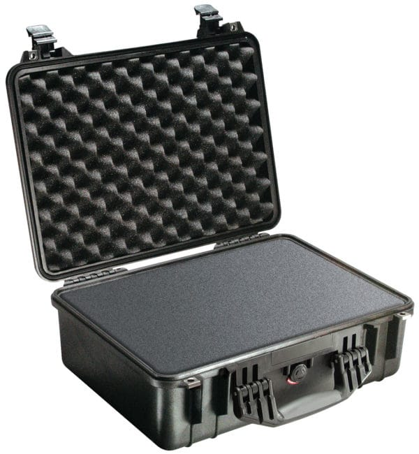 Large-AED-Protective-Case-Waterproof-open