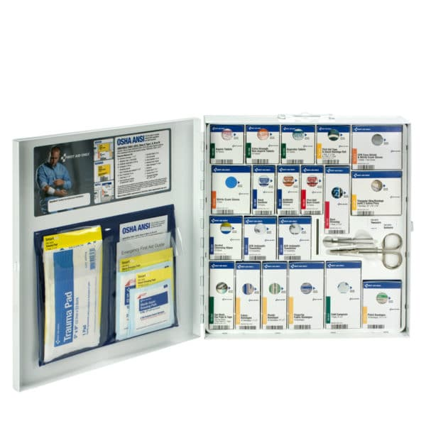 Large-First-Aid-Cabinet-ABF-27725-open