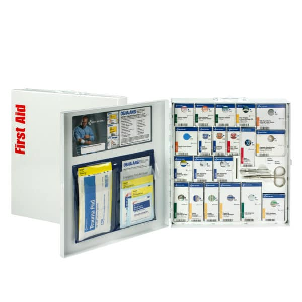 Large-First-Aid-Cabinet-ABF-27725-open-closed