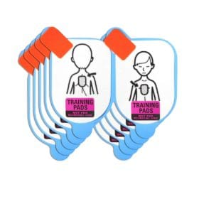 Lifeline-Pediatric-TRAINING-Pads-DDP-205TR