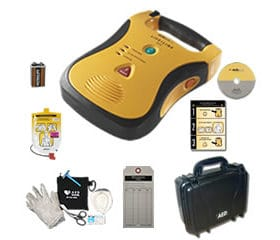Defibtech Public Safety Package AB 6330