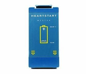 Philips HeartStart Onsite FRx Battery M5070A