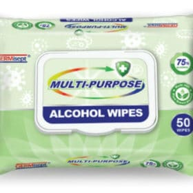 Multi-Purpose-Alcohol-Wipes