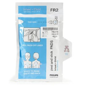 Philips-FR2-Pediatric Pads-M3870A