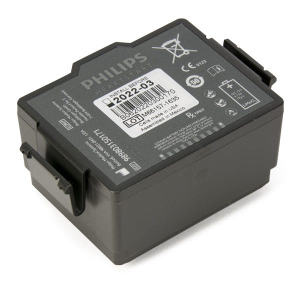 Philips FR3 AED Aviation Battery 989803150171