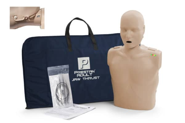 Prestan-Adult-Jaw-Thrust-Manikin-CPR-Monitor-PP-JTM-100M-MS