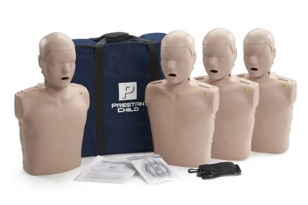 Prestan-Child-Manikin-4-Pack-CPR-Monitor-PP-CM-400M-MS
