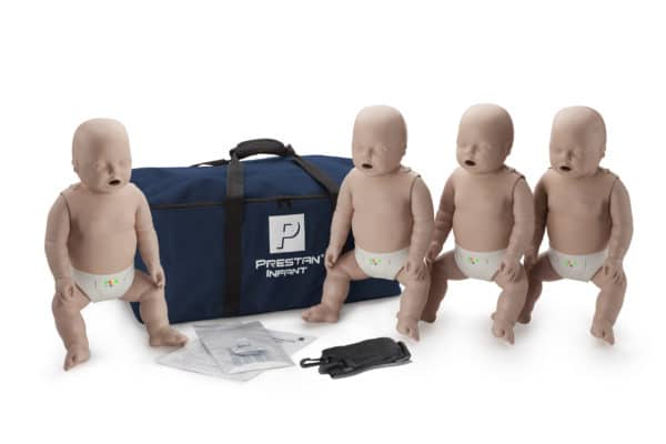 Prestan-Infant-Manikin-4-Pack-CPR-Monitor-PP-IM-400M-MS