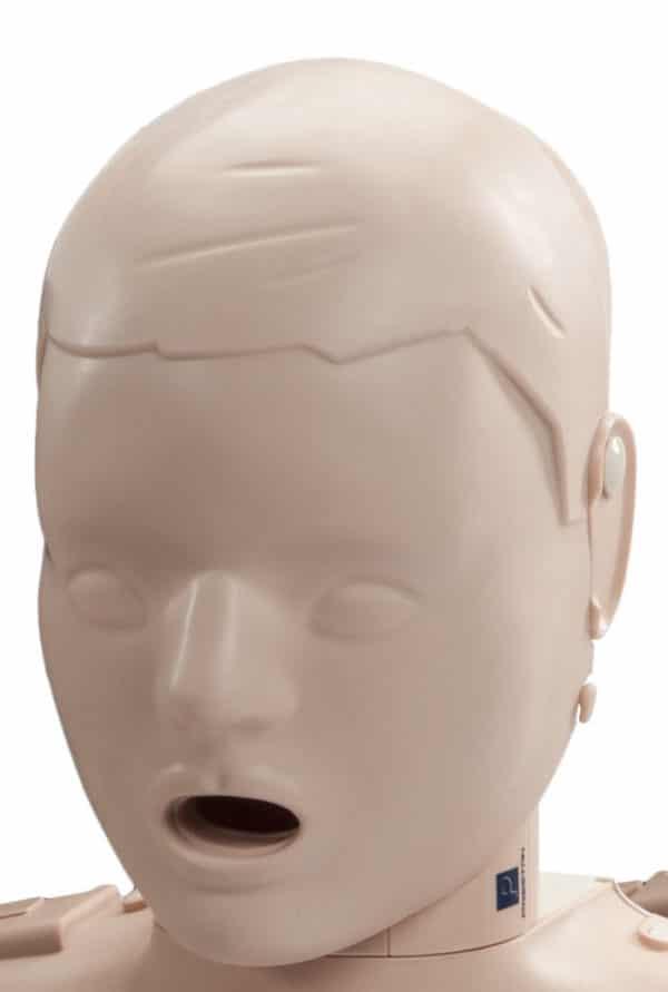 Replacement-Prestan-Medium-Skin-Child-Manikin-Head-RPP-CHEAD-1-MS