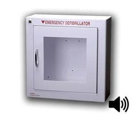 Zoll Brand AED Wall Cabinet Recessed 8000-0814