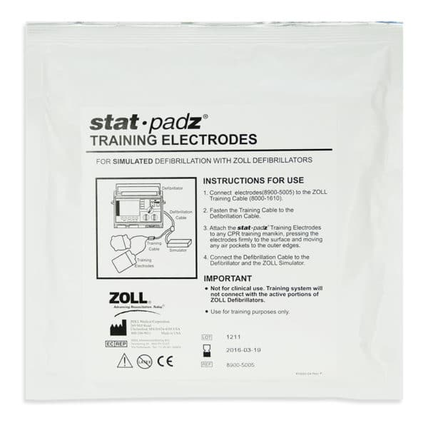 Stat-Padz-Training-Electrodes-for-Zoll-E-and-M-Series-Defibrillators-8900-5005