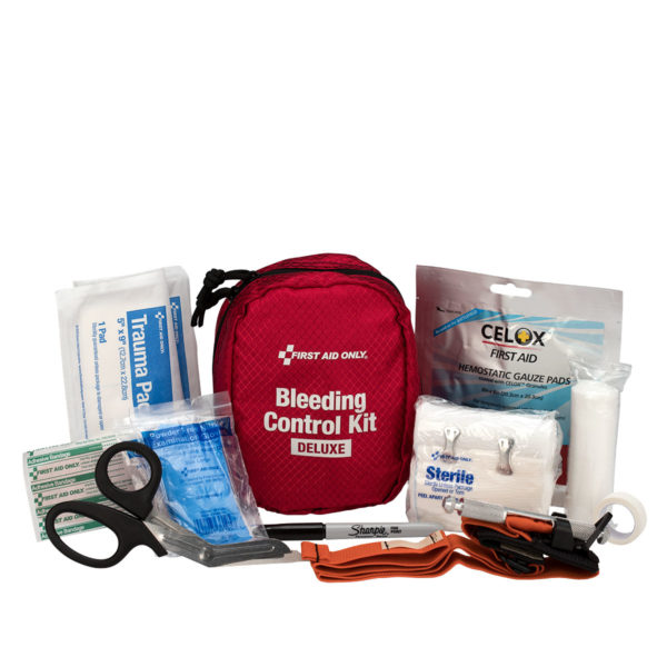 Stop-the-Bleed-Deluxe-Kit-ABF-91279-open