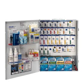 XL-First-Aid-Cabinet-ABF-27735-open