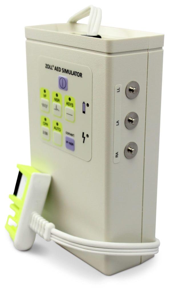ZOLL-AED-Plus-Simulator-Tester-8000-0819-01-angle