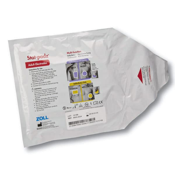 Zoll-Stat-padz-HVP-Multi-Function-Electrodes-8900-4004