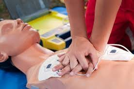 cpr with aed