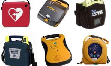 six different aeds