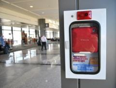 aed in airport