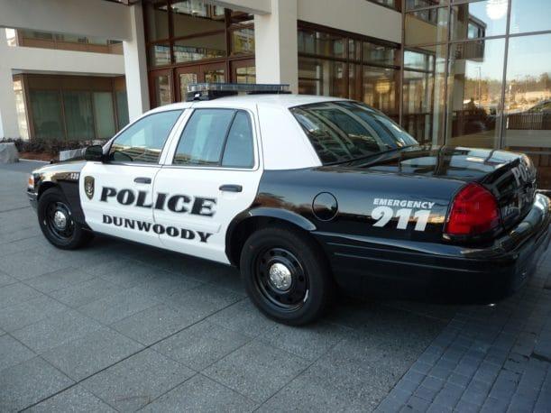Dunwoody-Police-Car